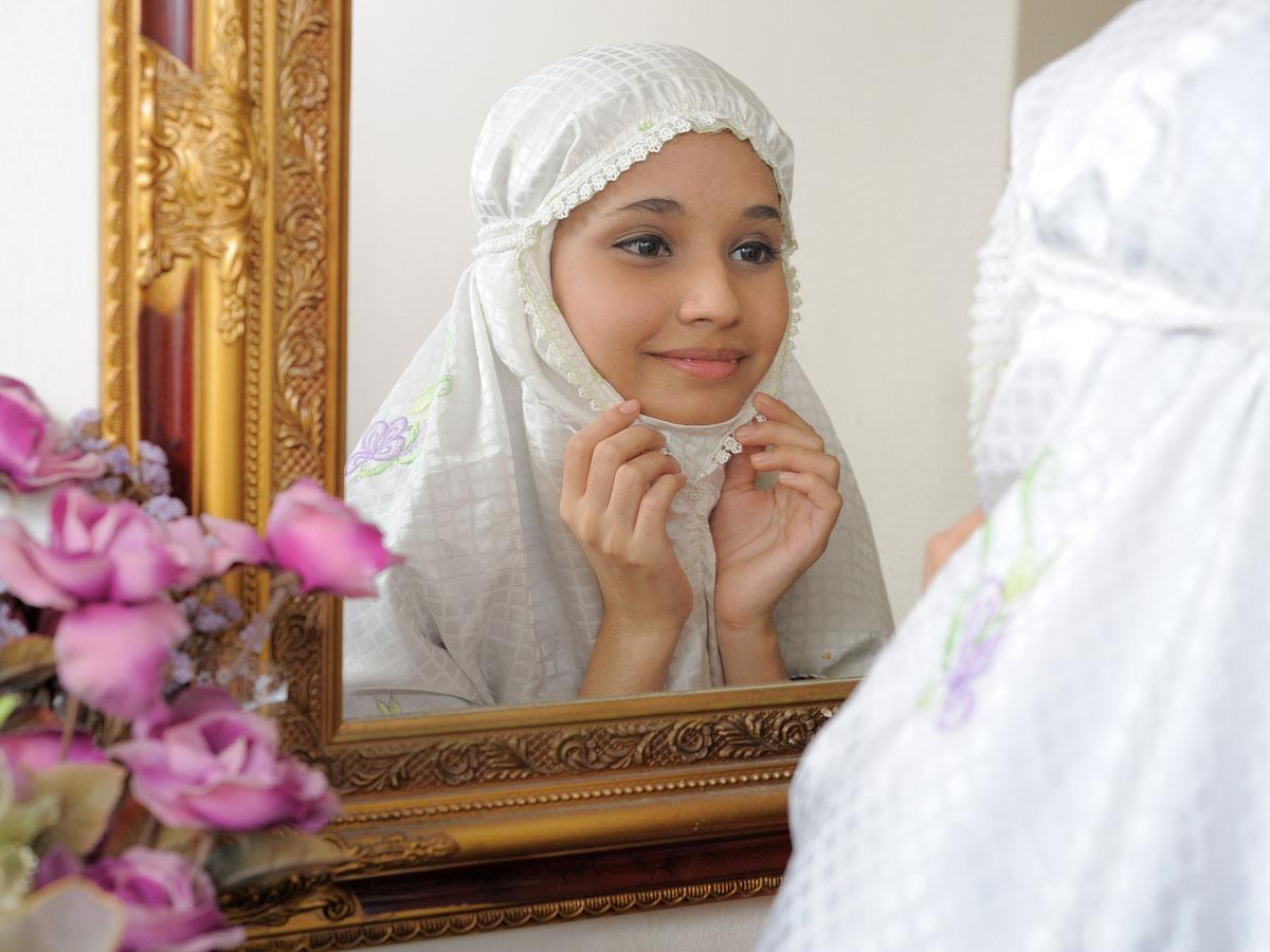 Одежда мусульманина и мусульманки